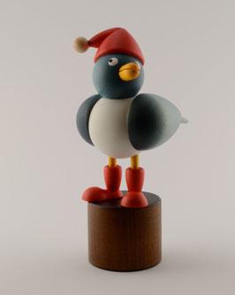 Weihnachts-Möwe groß ca 12 cm