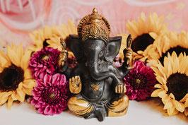 Ganesha Messing Statue