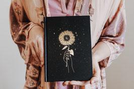 """Dreamy Moons Journal """"Find joy"""""""