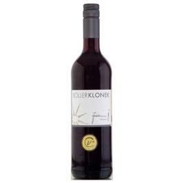 2018 Cuvée Johann B. Rotwein lieblich -VEGAN- (Dt. Qualitätswein)
