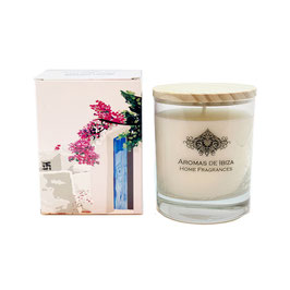 CANDLE BERGAMOTA Y CUERO / BERGAMOT AND LEATHER