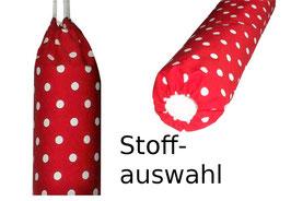 Wattepadhülle Wattepadspender Wattepads Aufbewahrung zum Aufhängen aus Baumwollstoff viele Designs zur Auswahl