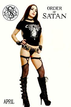 Order of Satan Woman Shirt - MagicSex