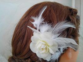 Pic, épingle, cheveux, mariage, CécilePerla