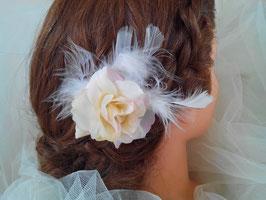 Pic, épingle, cheveux, mariage, CarolePerla