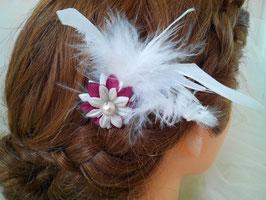 Pic, épingle, cheveux, mariage, SophiePerla