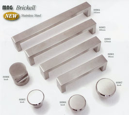 Brickell - Stainless Steel