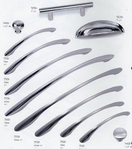 Danica -Polished Chrome & Satin Nickel