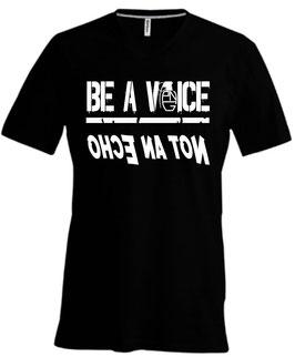 """PERSONA NON GRATA """"Voice"""" T-Shirt"""