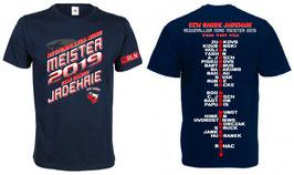 ECW - SANDE MEISTER T-SHIRT