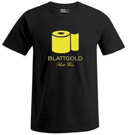 """""""Blattgold""""-Shirt"""