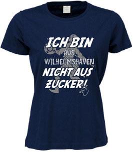 """WHV Zuckerfrei"" Lady-Shirt"