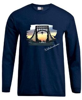 """""""KW-Brücke"""" Picture-Longsleeve"""