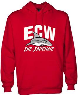 """ECW - """"DIE JADEHAIE"""" KINDER-HOODIE ROT"""