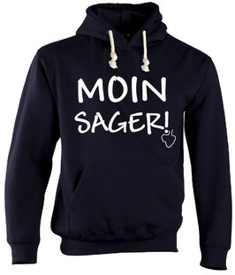 """MOIN-Sager""-Hoodie"