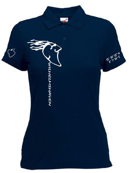 """Wind"" Lady-Polo"