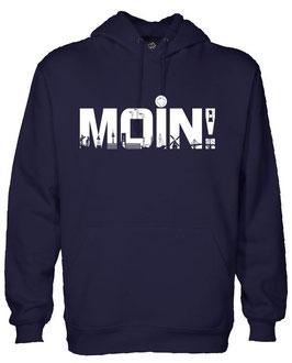 """""""MOIN WHV"""" Hoodie"""