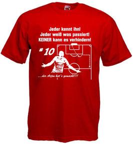 """""""Mr. Wembley"""" T-Shirt"""