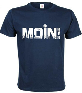 """MOIN WHV"" Shirt"