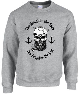 """Tough Sea""-Sweater"