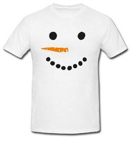 SNOW MAN-Shirt Herren