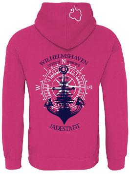 """Wilhelmshaven""-Lady-Hoodie"