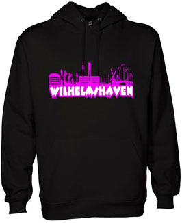 """Wilhelmshaven"" Lady Skyline Hoodie"