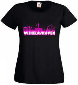 """Wilhelmshaven"" Lady Skyline Shirt"