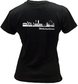 """Wilhelmshaven"" Lady Skyline II Shirt"