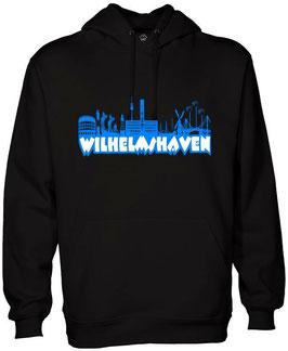 """""""Wilhelmshaven"""" Skyline Hoodie"""