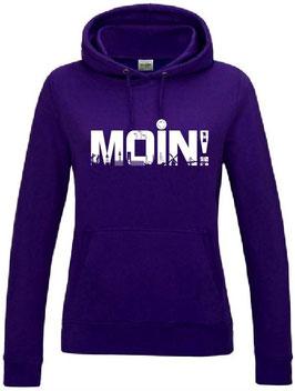 """MOIN WHV"" Lady-Hoodie"