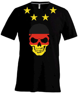 Skull Germany-Shirt
