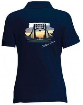 """KW-Brücke"" Picture-Polo"
