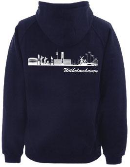 """Wilhelmshaven"" Skyline II Hoodie"
