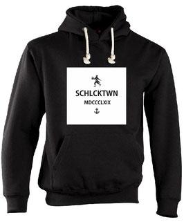 """""""SCHLCKTWN""""-Hoodie"""