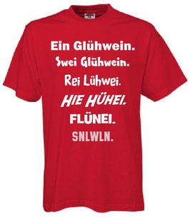 GLÜHWEIN-SHIRT