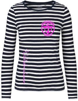 """Wilhelmshaven Lady Longsleeve """"Stripes"""""""