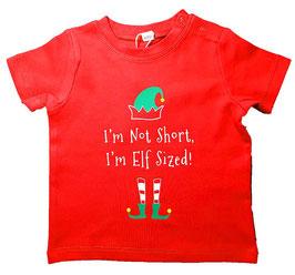 Elfen Baby-Shirt