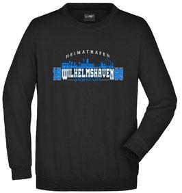 """""""1869 Skyline Hellblau""""-Sweater"""