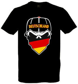 """Deutschland"" Rebel T-Shirt"