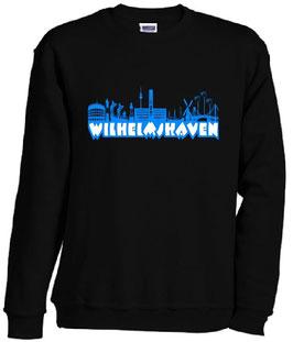 """""""Wilhelmshaven"""" Skyline Pullover"""