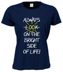 """Bright Side"" Lady T-Shirt"