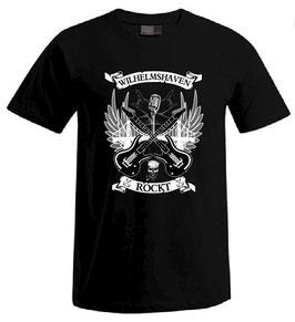 WHV ROCKT Kinder-Shirt