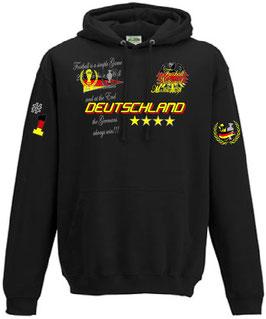 """""""Deutschland"""" Hoodie 2016"""