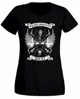 WHV ROCKT Lady-Shirt