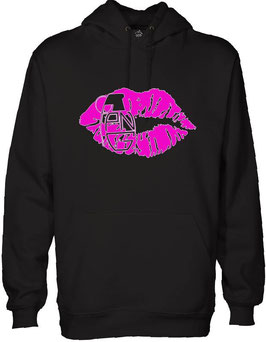 """PNG """"Kiss"""" Lady Hoodie"""