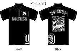 """Bomber"" Spenden Polo"