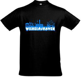 """""""Wilhelmshaven"""" Skyline I Shirt"""