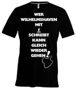 """""""f WHV"""" Shirt"""