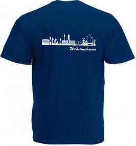 """""""Wilhelmshaven"""" Skyline II Shirt"""